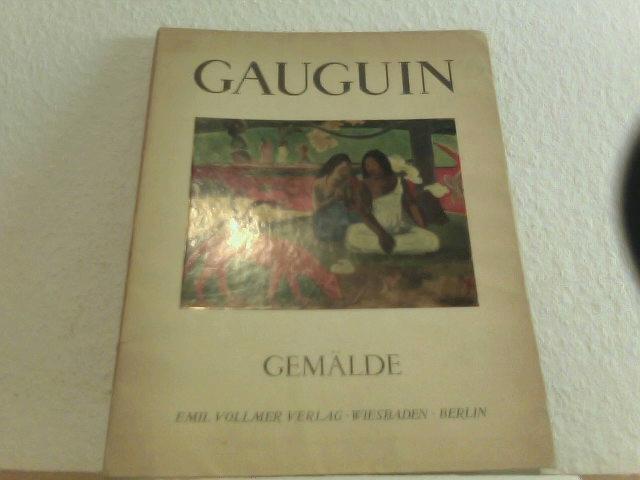 Gauguin, Gemälde