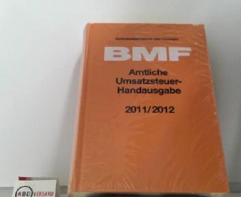 Amtliche Umsatzsteuer-Handausgabe 2011/2012
