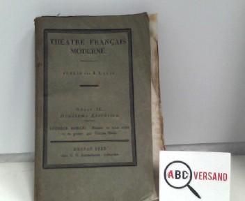 Hugo, Victor: Lucrèce Borgia - Drame en trois actes et en prose Serie II. - Douzième Livraison