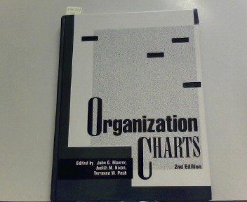 Organization Charts: Structures of More Than 200 Businesses and Non-Profit Organizations Auflage: 2nd