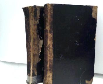 HOMERS WERKE von Johann Heinrich Voss - In vier Bänden - Zweite verbesserte Auflage Band 1: Ilias, Band 2: Odyssee