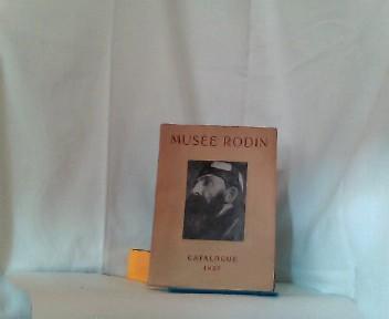Catalogue du Musée Rodin.  I.- Hotel Biron. - Essai De Classement Chrnologique Des Ceuvres D´Auguste Rodin par G. Grappe Premiére édition