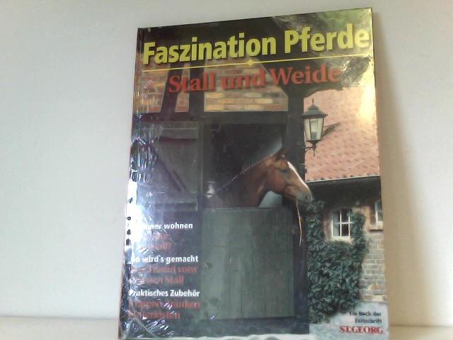 Faszination Pferde: Stall und Weide