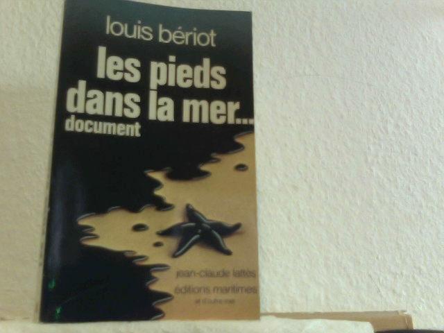 Bériot, Louis: Les pieds dans la mer Document