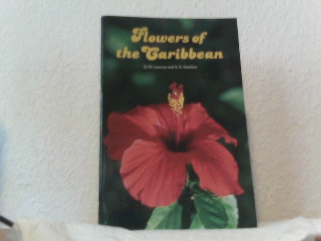 Flowers of the Caribbean (Macmillan Caribbean Natural History)