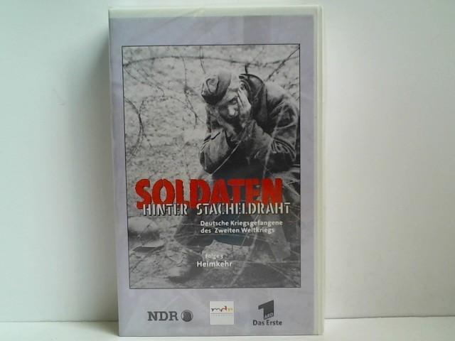 Soldaten hinter Stacheldraht 3: Heimkehr VHS-Videokassette