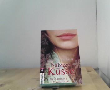 Bergen, Tine: Salzige Küsse - Das Geheimnis eines Sommers