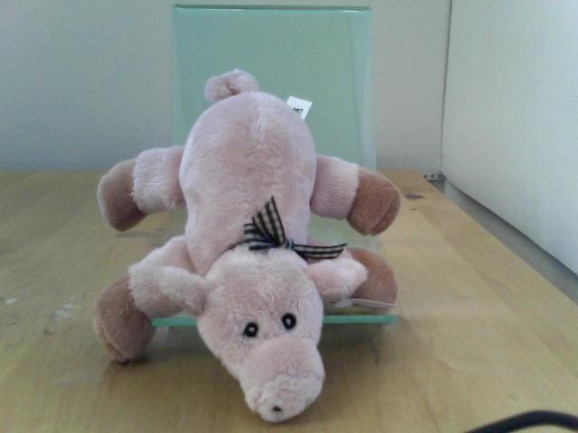 Althans - Bauernhoftiere Schwein, ca. 14 cm