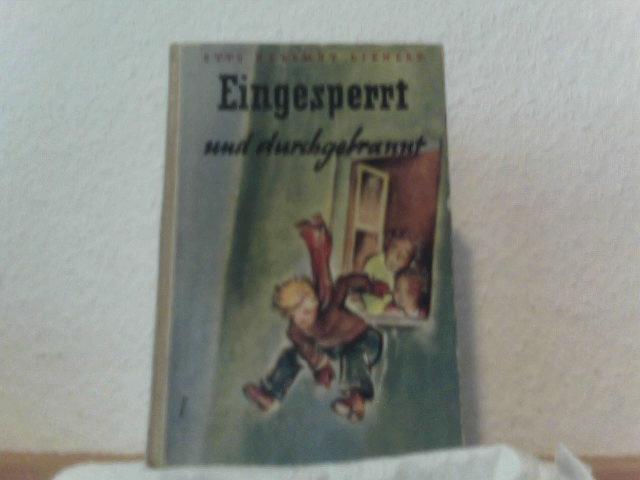Eingesperrt und durchgebrannt : Lausbubengeschichten . [Kleine Ensslin-Bücher] ; 48