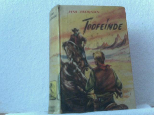 Todfeinde - Wildwestroman