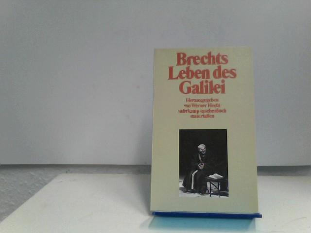 Brechts  Leben des Galilei Auflage: 10