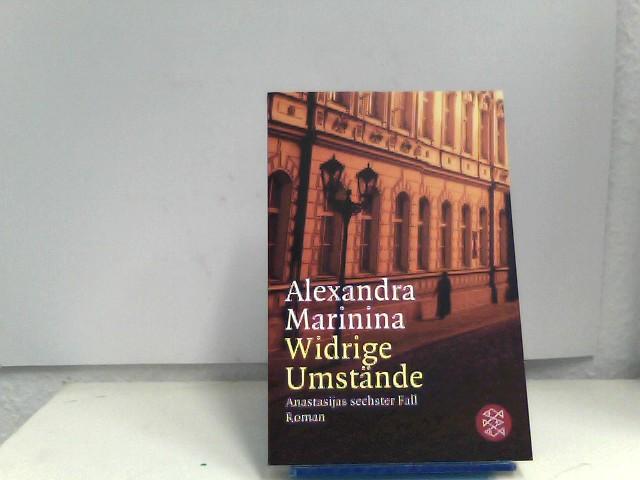 Widrige Umstände: Anastasijas sechster Fall<br /> Roman Auflage: 2