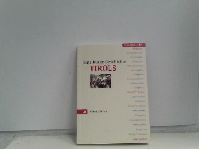 Eine kurze Geschichte Tirols