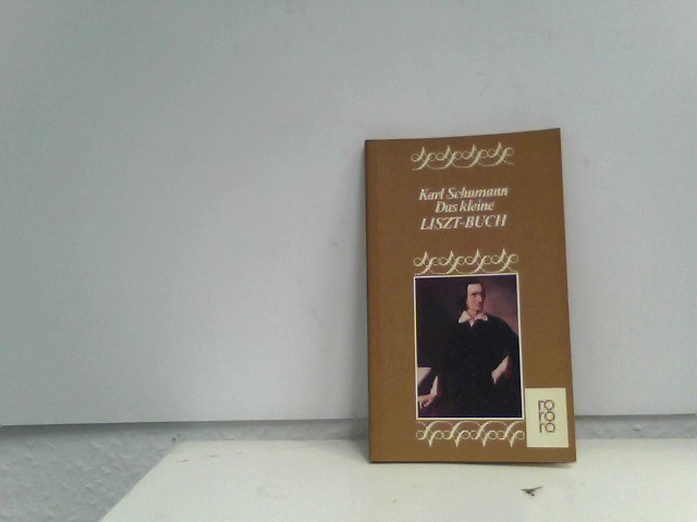 Das kleine Liszt - Buch