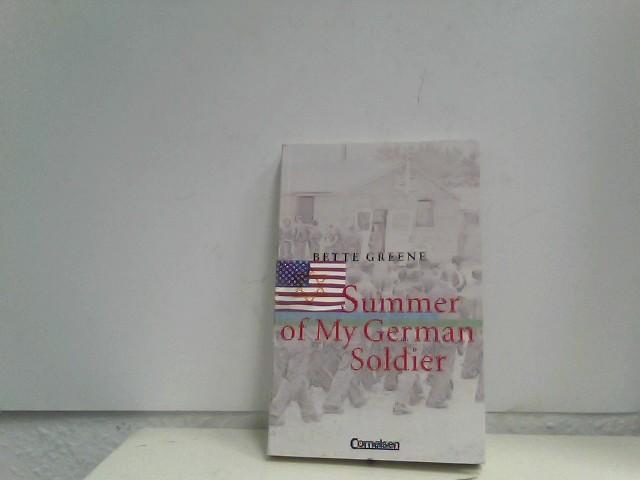 Hermes, Prof. Dr. Liesel and Bette Greene: Ab 10. Schuljahr - Summer of My German Soldier: Textband mit Annotationen