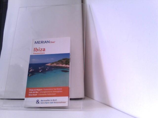 Ibiza Formentera: MERIAN live!  Mit Kartenatlas im Buch und Extra-Karte zum Herausnehmen