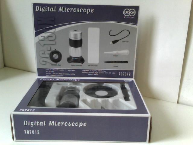 Digitales Mikroskop Digital Zoom 26-130X USB