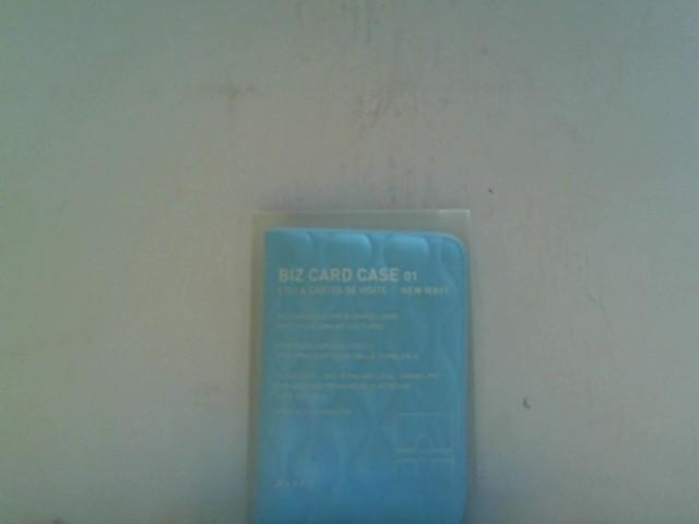 NW Bizcard Case - c-blue