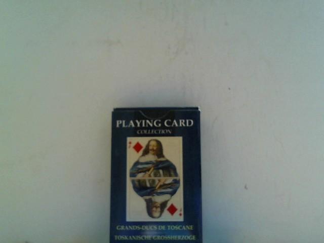 Granddukes of Tuscany Playing Cards Pch4