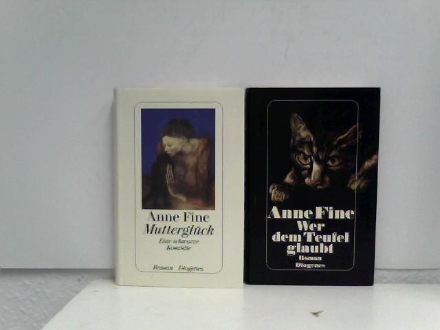 Mutterglück, Wer dem Teufel glaubt, 2 Bücherpacket