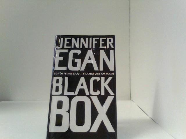 Black Box Auflage: 1., Deutsche Erstausgabe
