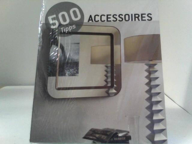 500 Tipps Accessoires