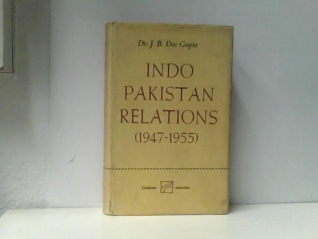 Indo-Pakistan Relations (1947-1955).