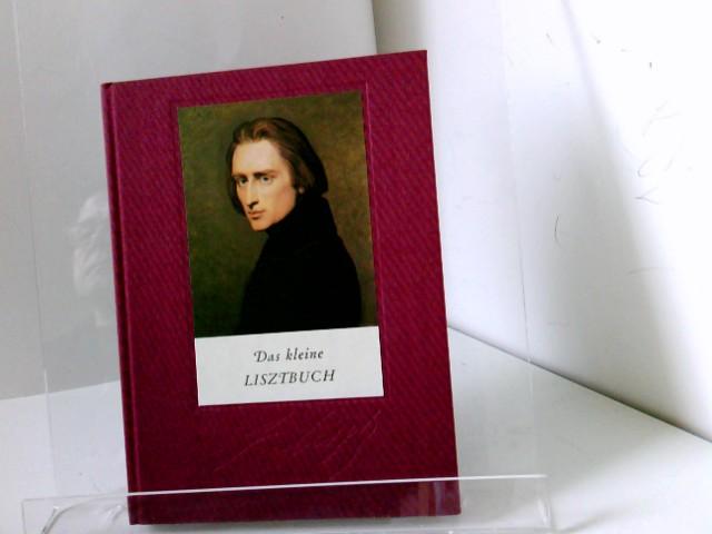 Das Kleine Lisztbuch