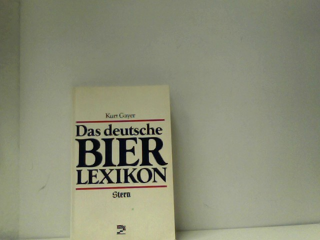 Das deutsche Bierlexikon.