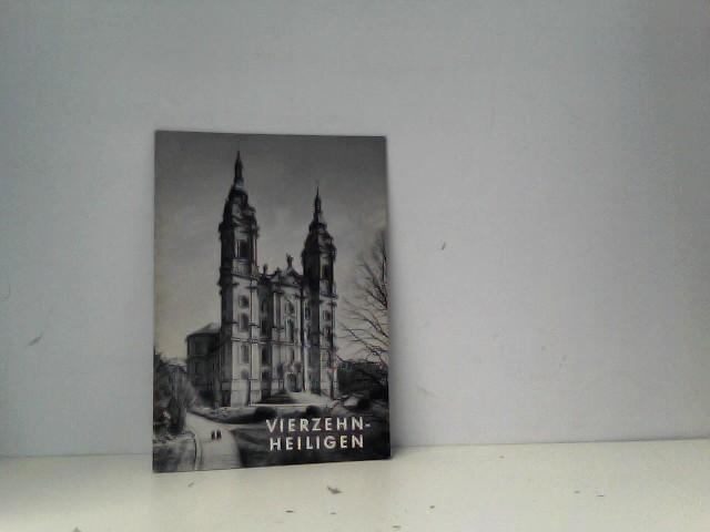 Morper, Johann Joseph: Die Wallfahrtskirche Vierzehnheiligen