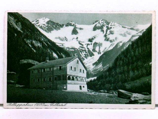 AK Stillupperhaus 1200 m, Zillertal; Mayrhofen