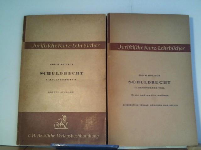 2 Bände: Schuldrecht