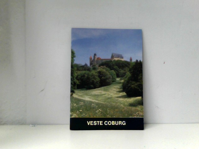 Veste Coburg. ; Schnell Kunstführer Nr. 871