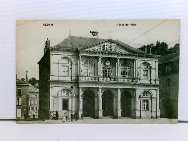 AK Sédan, Hôtel-de-Ville; RF; ca. 1910