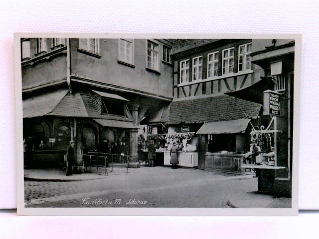 AK Frankfurt a. M., Schirne; ca. 1910
