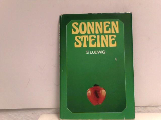 Sonnensteine. Eine Geschichte des Bernsteins Auflage: 2.