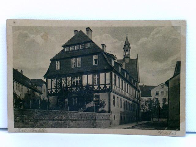 AK Bad Hersfeld, Hospital; 1929