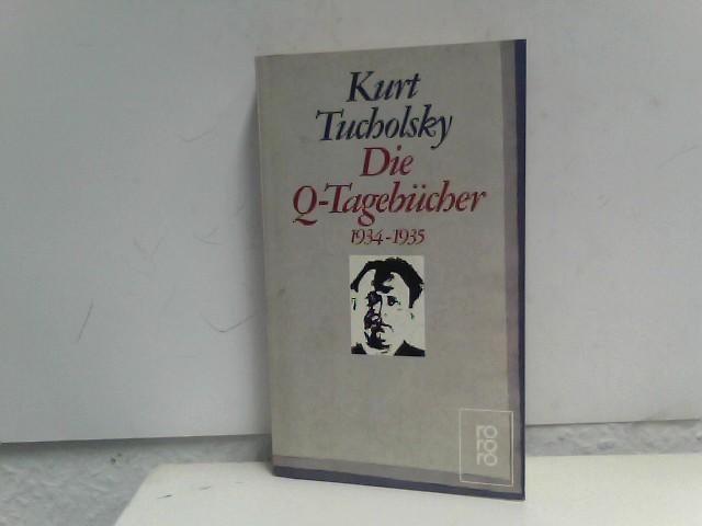 Die Q-Tagebücher 1934-1935 Auflage: 2