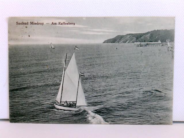 AK Seebad Misdroy - Am Kaffeeberg; Pommern, 1924