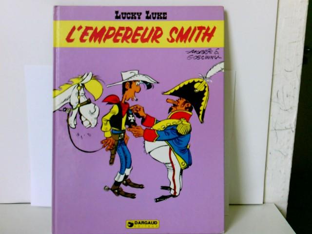 , Morris und Rene Goscinny: Lucky Luke...  Tome 43 : L'Empereur Smith