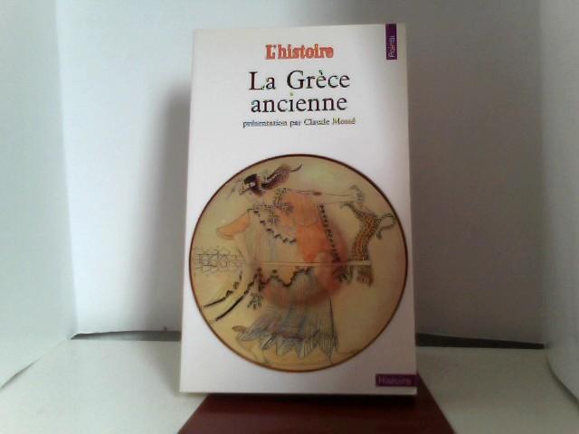 La Grèce ancienne (Points Histoire)