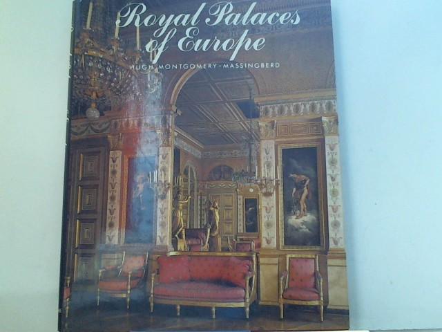 ROYAL PALACES OF EUROPE.