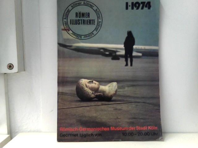 1/1974.RÖMISCH-GERMANISCHES MUSEUM DER STADT KÖLN