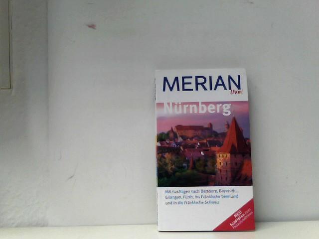 Nürnberg (MERIAN live) Auflage: 1. Auflage.