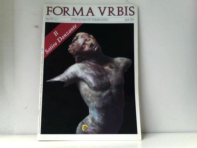 Forma urbis n. 4 Aprilk 2003