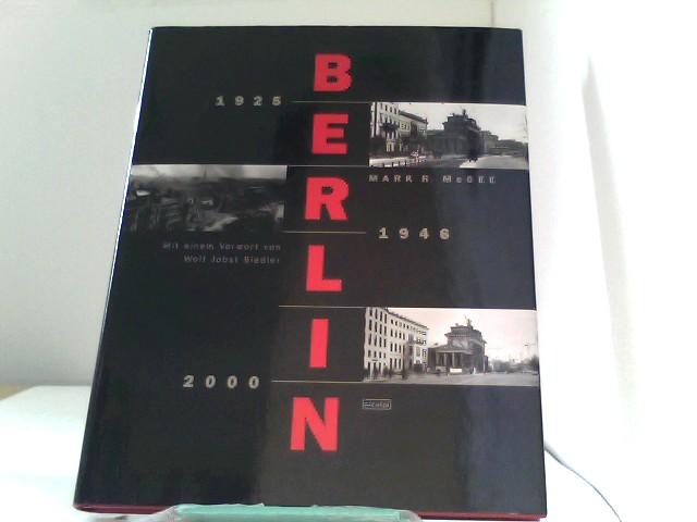 Berlin 1925 - 1946 - 2000: Deutsche Ausgabe