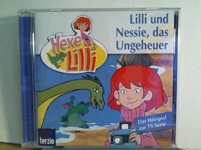 Hexe Lilli: Lilli und Nessie, das Ungeheuer: Folge 11