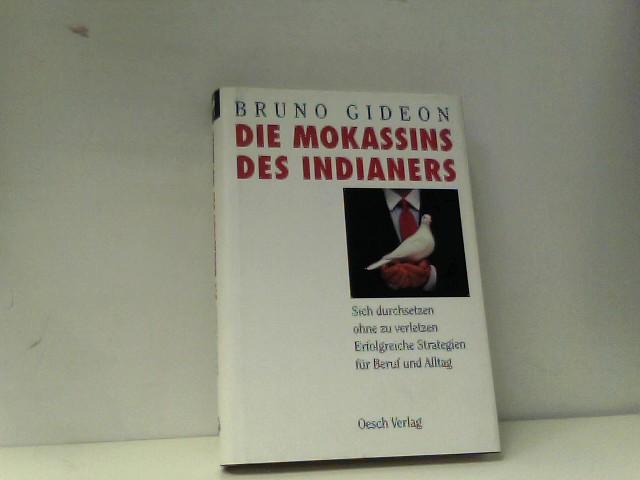 Die Mokassins des Indianers