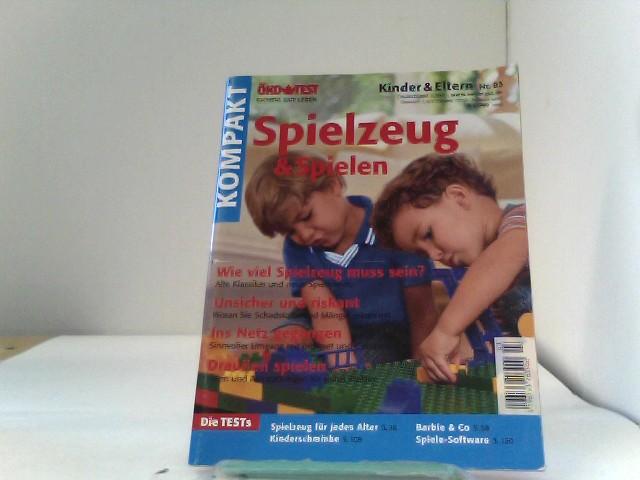 Kinder & Eltern Nr. 03 Kompakt Spielzeug & Spielen
