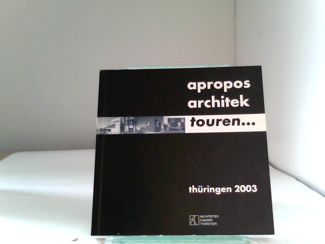 tag der architektouren: thüringen 2009